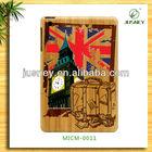 custom wooden case for ipad mini