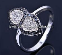 2012 new design wedding ring,diamond ring,women fashion Crystal rings jewellery TZ-0123