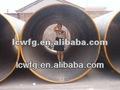 vender 600mm de gran diámetro de carbono sin soldadura de tubos de acero