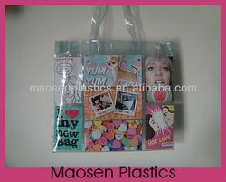 2013 pvc photos pocket bags for sale