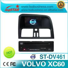 VOLVO XC60 CAR DVD PLAYER WITH GPS,radio (3G,usb,music,dual ZONE)