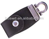 Leather usb memory,usb flash drive leather skin