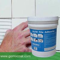 waterproof mastic tile adhesive