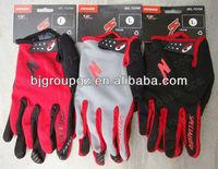 New arrival MX Gloves, racing gloves,dirt bike gloves,ATV gloves cycling full finger glove OEM factory