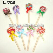 promotional colorful lollipop ball pen