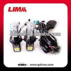 Hi-low 12v 35w 55w h4 xenon hid headlight bulbs