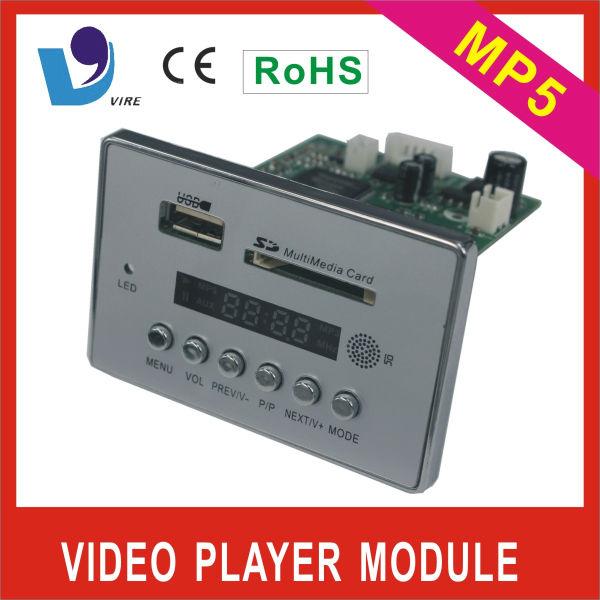 2013 usb-видео плеер схема для