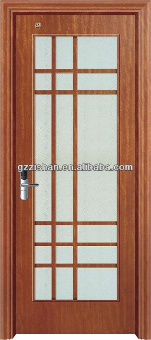 Puertas Correderas De Aluminio Para Baño:Madera maciza puertas correderas para baño-Puertas -Identificación
