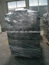 anodizing silver white aluminium profile for table border