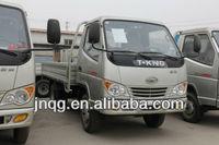 China freedom gasoline mini trucks 2 tons