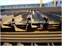 Steel Sheet Pile Retaining Wall