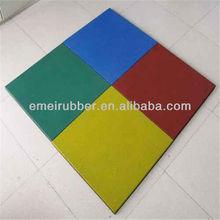 non-slip rubber flooring