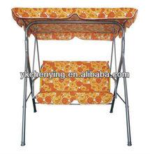 Children 3 seat swing