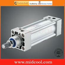 SI series pneumatic telescopic cylinder manufacturers