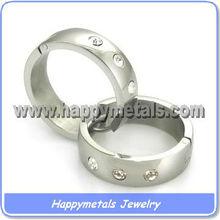 Stainless steel mens huggie hoop earrings E2203-1