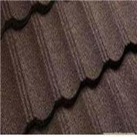 types of stone granule coated steel roof tile