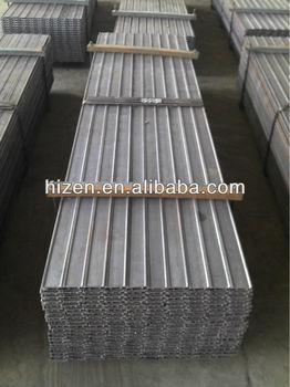 F section steel ,concrete form side rail