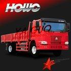 HOWO 4*2 Cargo trucks van price