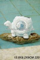 stone tortoise Garden ornament