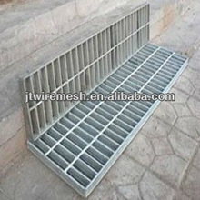 floorway drain trench stainless steel grate cover hot galvanized stainless steel grating bar