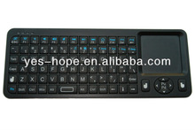 wireless keyboard for android / Iphone/Ipad touch keyboard of rubber