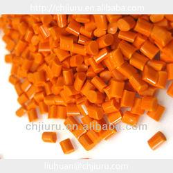 Orange LDPE Masterbatch