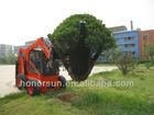 tree transplanter /tree spade