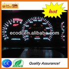 high brightness el custom car gauges,el flash car gauges
