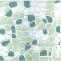 Bordas decorativas para imprimir oriente do chão de cerâmica
