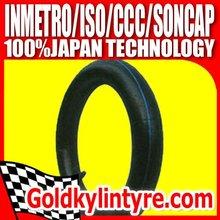 2.75/3.00-18 butyl inner tyre tubes