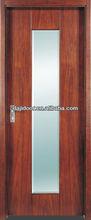 Wooden Glass Interior Office Doors With Windows DJ-S5600