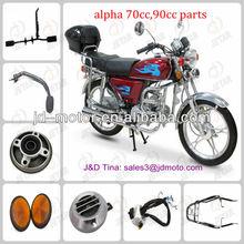alpha 110 piezas de repuesto