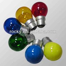 G45 global color bulb