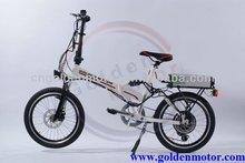 36V 500W Electric folding bike with Smar Pie Moto