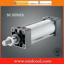 SC airtac pneumatic telescopic cylinder