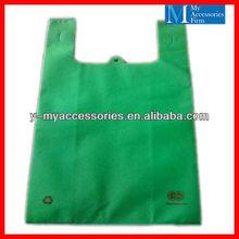 Non woven vest carry bags
