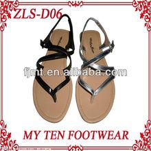 2013 New Design Good Quality TPR Sandals