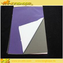 228T full dull pu coating taslon fabric nylon taslon