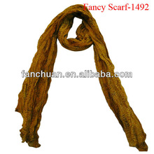 Color option women's neckerchief muffler scarf