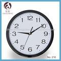10นิ้วนาฬิกาแขวนทวนเข็มนาฬิกาทำงาน