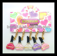 Perfume Bottle Charm For Woman Jewelry