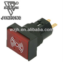 LED lamp square electronic buzzer switches