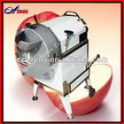 AUSC-665 Apple slice production line /fruit cutter machine