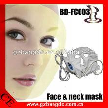 Face & neck care beauty machine---Electric facial mask BD-FC003