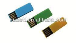 Book clip mini usb para cable rca