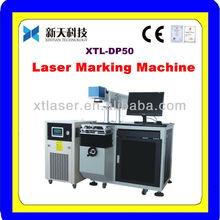 Hot sale Yag-50w Laser Machne Marking jewelry/metal/plastic