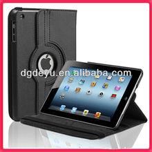 high quality leather case for ipad mini