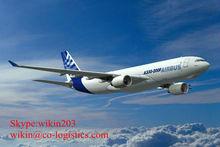 Internacional de carga aérea servicio de china a jerusalén,israel------ wikin el orador