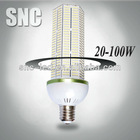 Corn Bulb Manufacturers 20-100w LED Corn light 110v,220v,240v (CE ROHS PSE) With Better Heat Dissipation