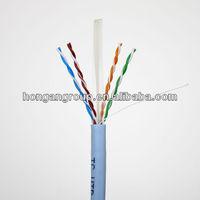 23awg utp PVC/LSZH cat6 lan connection cable